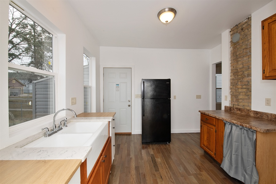 Real Estate Photography - 1748 N. 18th St., Milwaukee, WI, 53205 - Kitchen