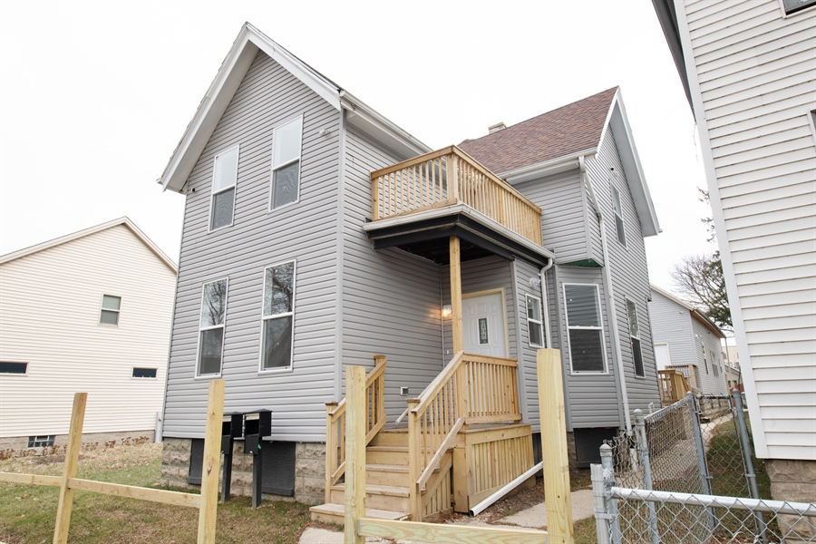Real Estate Photography - 1748 N. 18th St., Milwaukee, WI, 53205 - Front View