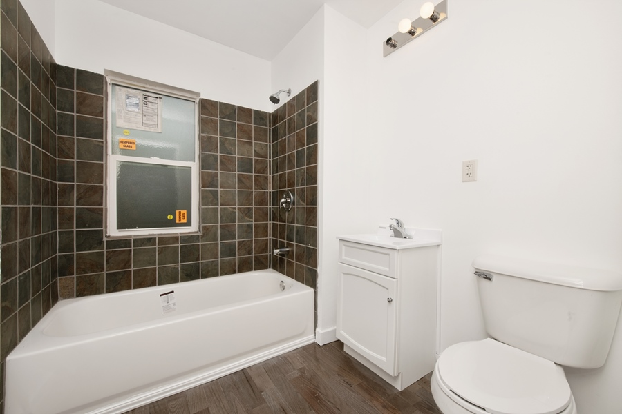 Real Estate Photography - 1748 N. 18th St., Milwaukee, WI, 53205 - Bathroom