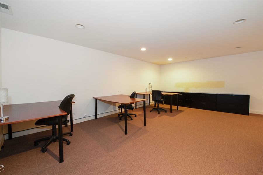 Real Estate Photography - 1448 W Montrose, grnd, Chicago, IL, 60613 - Lower Level