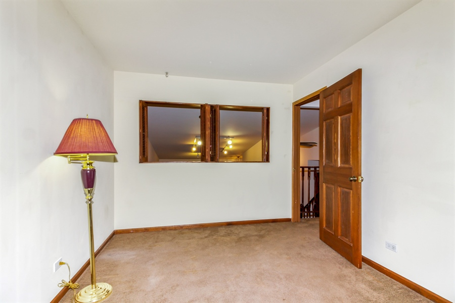 Real Estate Photography - 29W796 Hurlingham Court, Warrenville, IL, 60555 - 3rd Bedroom