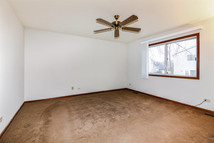 Real Estate Photography - 29W796 Hurlingham Court, Warrenville, IL, 60555 - Master Bedroom