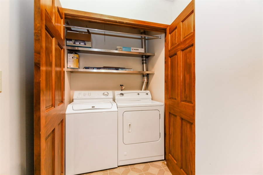 Real Estate Photography - 29W796 Hurlingham Court, Warrenville, IL, 60555 - Laundry Room