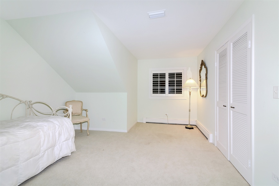 Real Estate Photography - 5101 Harvey Ave, Western Springs, IL, 60558 - 3rd Bedroom