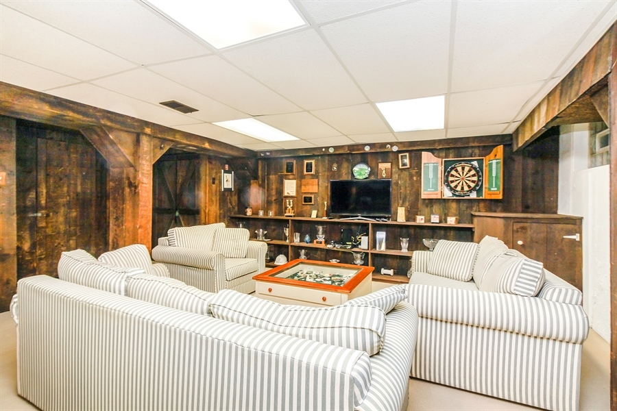Real Estate Photography - 5101 Harvey Ave, Western Springs, IL, 60558 - Basement