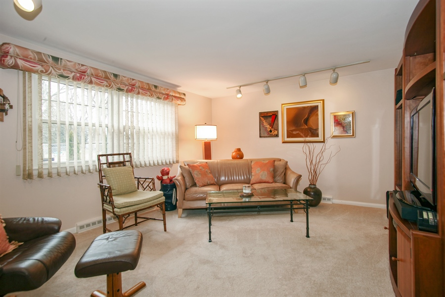 Real Estate Photography - 1017 Sweetbriar Dr, Waukesha, WI, 53186 - Family Room