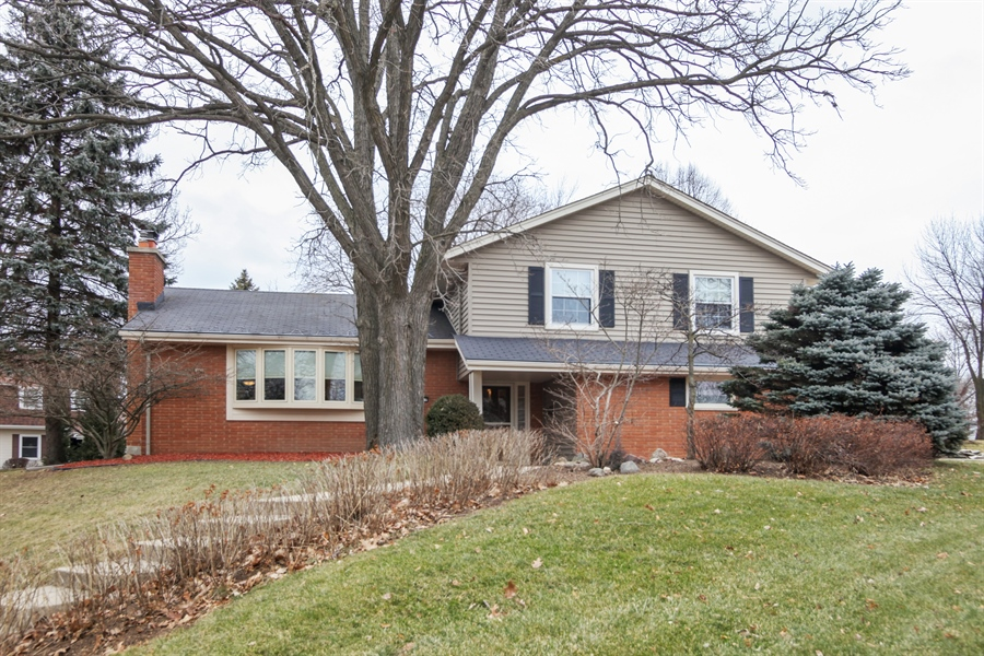 Real Estate Photography - 1017 Sweetbriar Dr, Waukesha, WI, 53186 - Front View