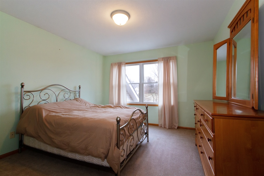 Real Estate Photography - 112 Candlewick, Poplar grove, IL, 61065 - 2nd Bedroom