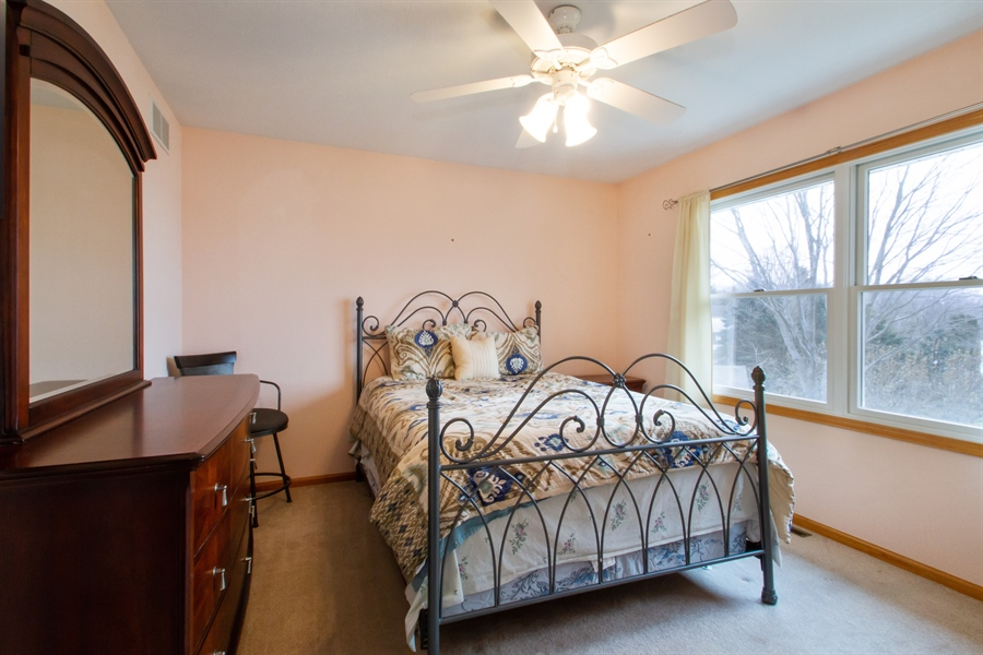 Real Estate Photography - 112 Candlewick, Poplar grove, IL, 61065 - 3rd Bedroom