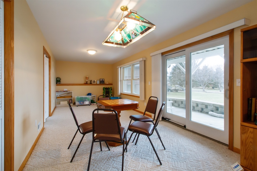 Real Estate Photography - 112 Candlewick, Poplar grove, IL, 61065 - Lower Level