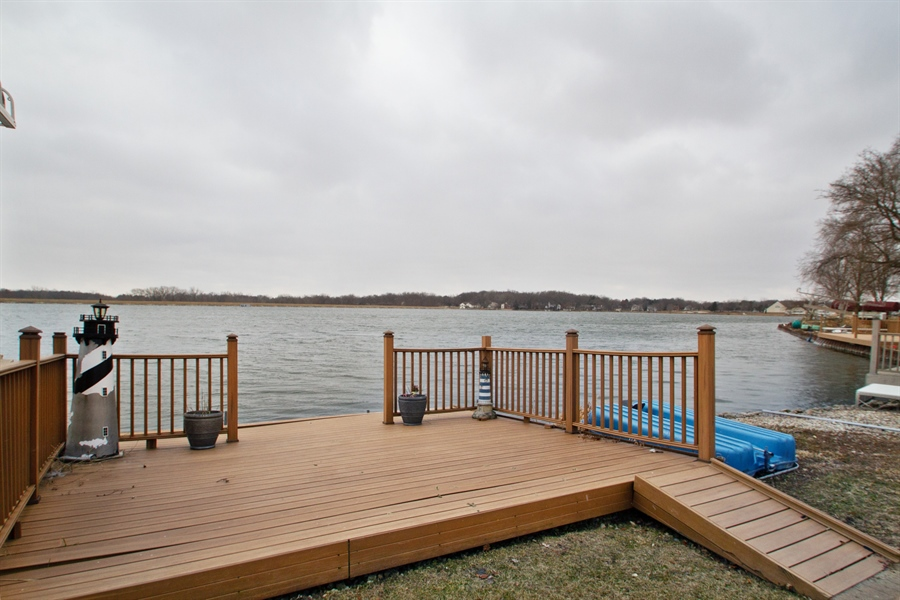 Real Estate Photography - 112 Candlewick, Poplar grove, IL, 61065 - Lake View