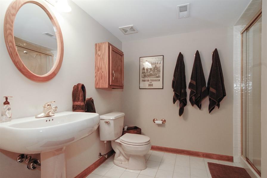 Real Estate Photography - 420 Apple River Dr, Naperville, IL, 60565 - Basement