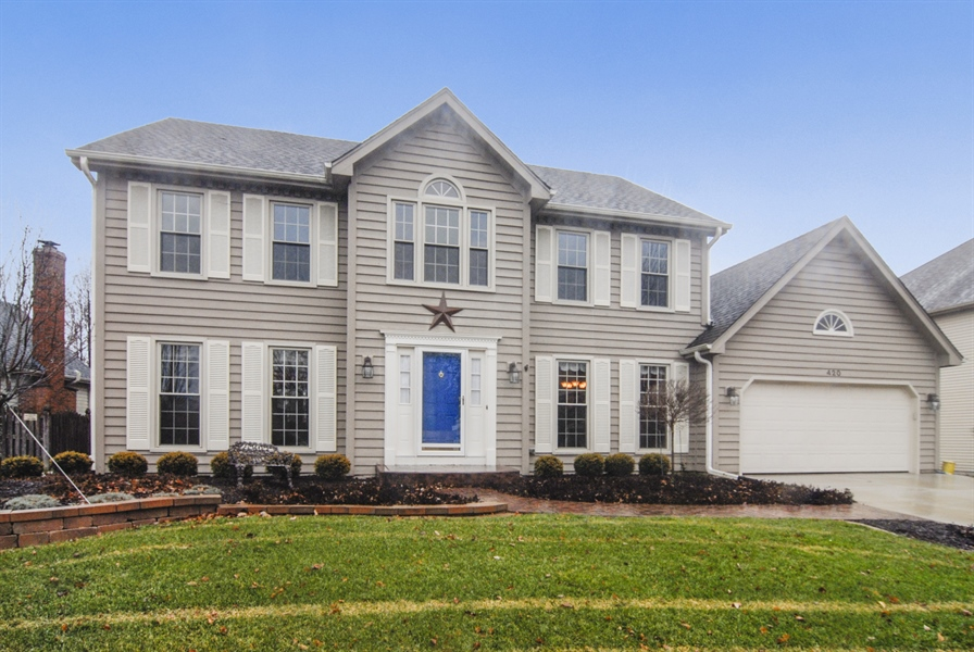 Real Estate Photography - 420 Apple River Dr, Naperville, IL, 60565 - Front View