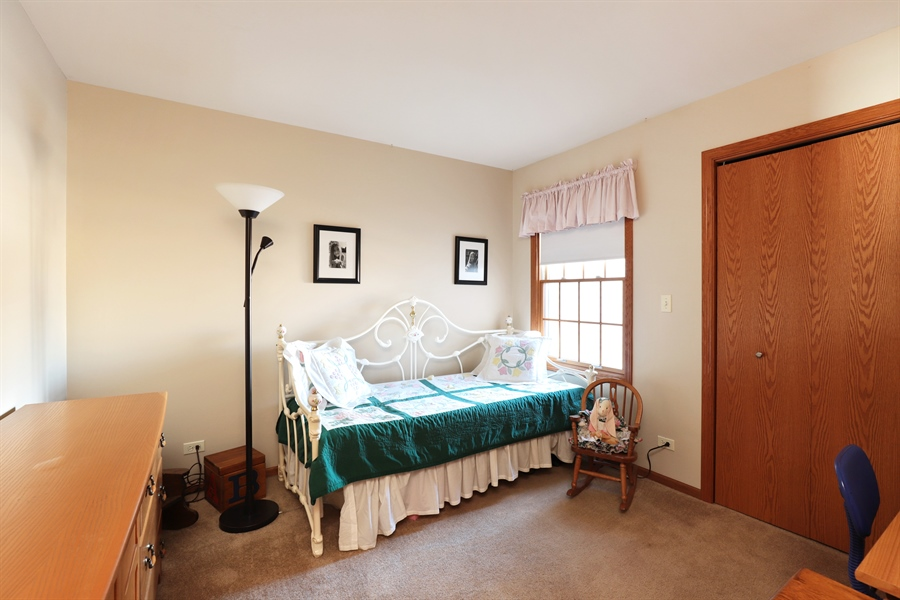 Real Estate Photography - 1020 Inverness Dr, Antioch, IL, 60002 - 3rd Bedroom