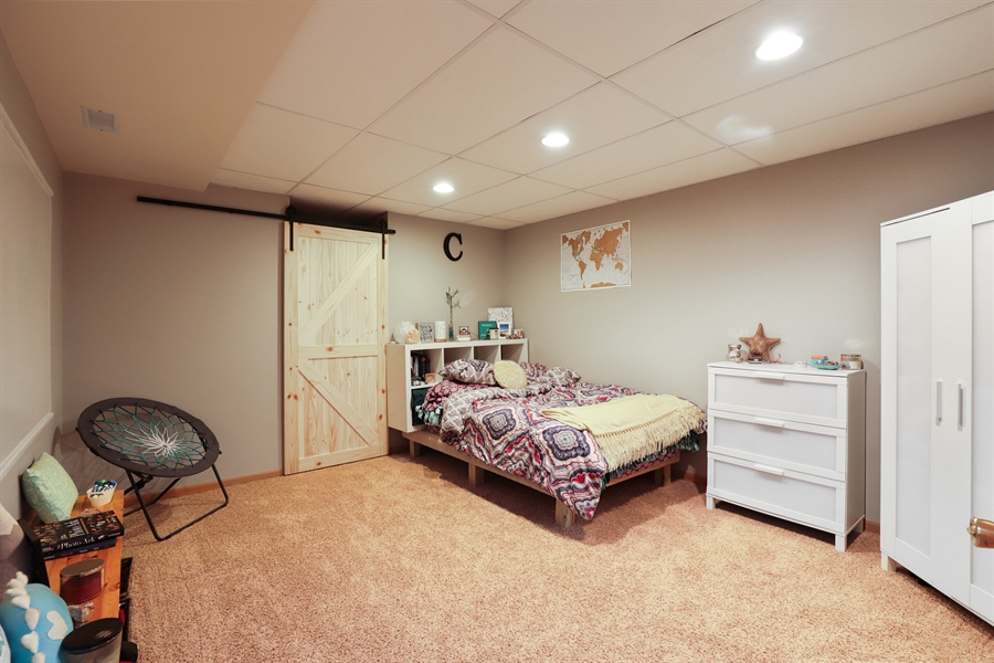 Real Estate Photography - 1020 Inverness Dr, Antioch, IL, 60002 - Bedroom