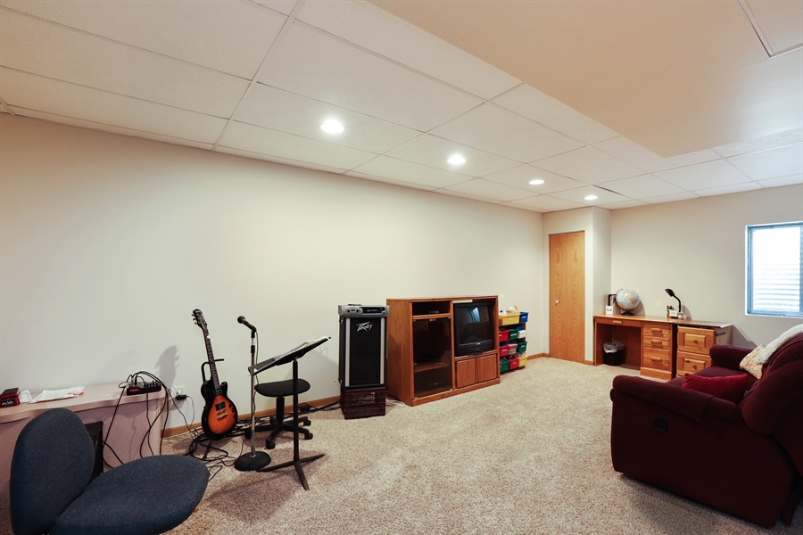 Real Estate Photography - 1020 Inverness Dr, Antioch, IL, 60002 - Basement