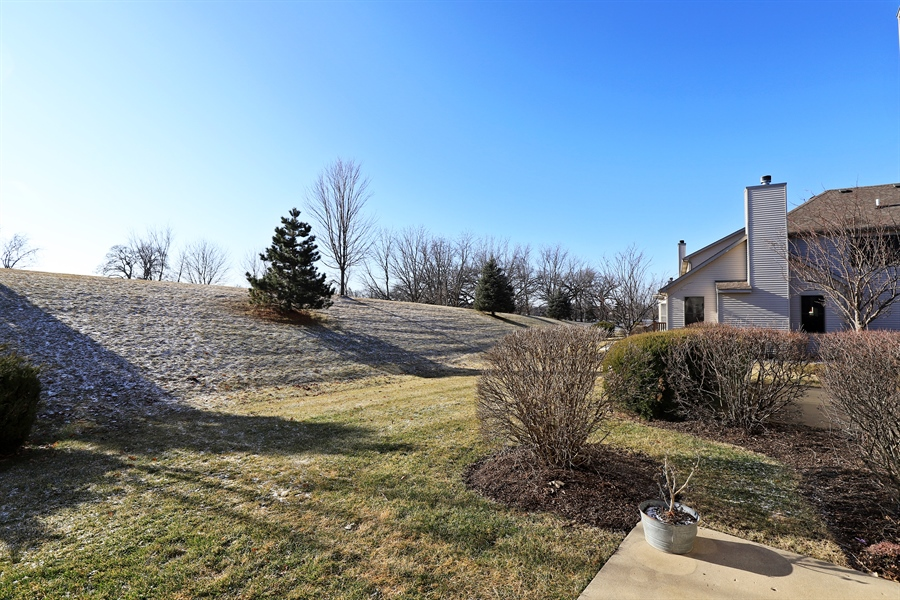Real Estate Photography - 1020 Inverness Dr, Antioch, IL, 60002 - Back Yard