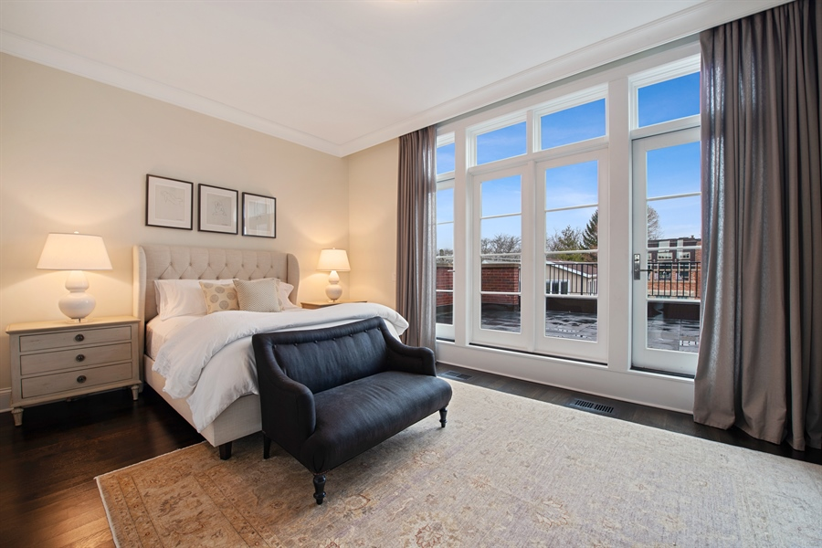 Real Estate Photography - 1838 N Hudson Ave, Chicago, IL, 60614 - 5th Bedroom