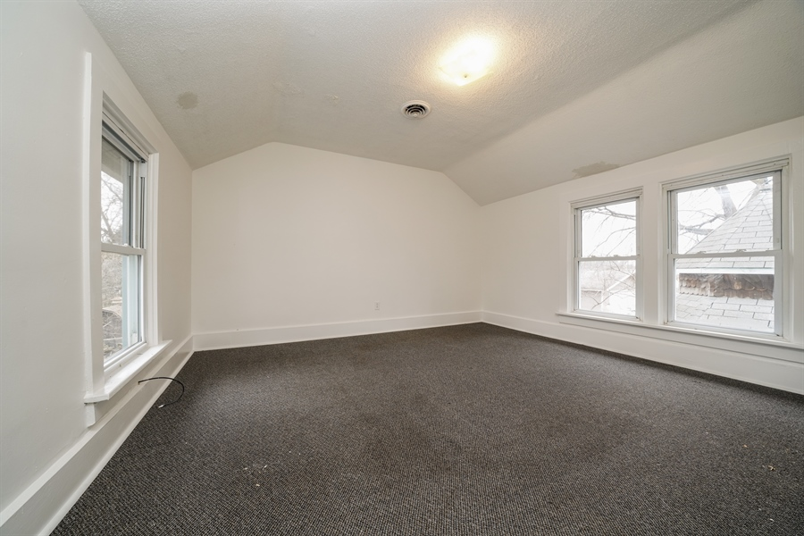 Real Estate Photography - 110 W Oneida, Bartlett, IL, 60103 - 3rd Bedroom