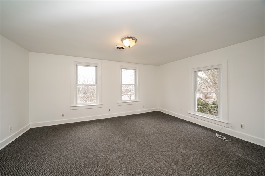 Real Estate Photography - 110 W Oneida, Bartlett, IL, 60103 - Master Bedroom