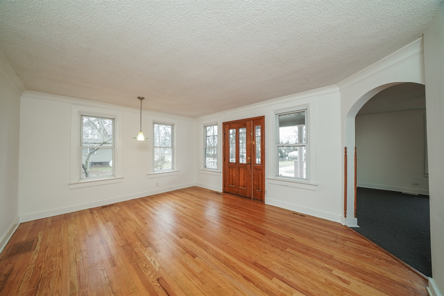 Real Estate Photography - 110 W Oneida, Bartlett, IL, 60103 - Dining Room