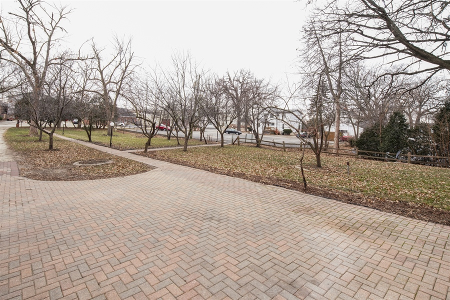 Real Estate Photography - 110 W Oneida, Bartlett, IL, 60103 - Front Yard