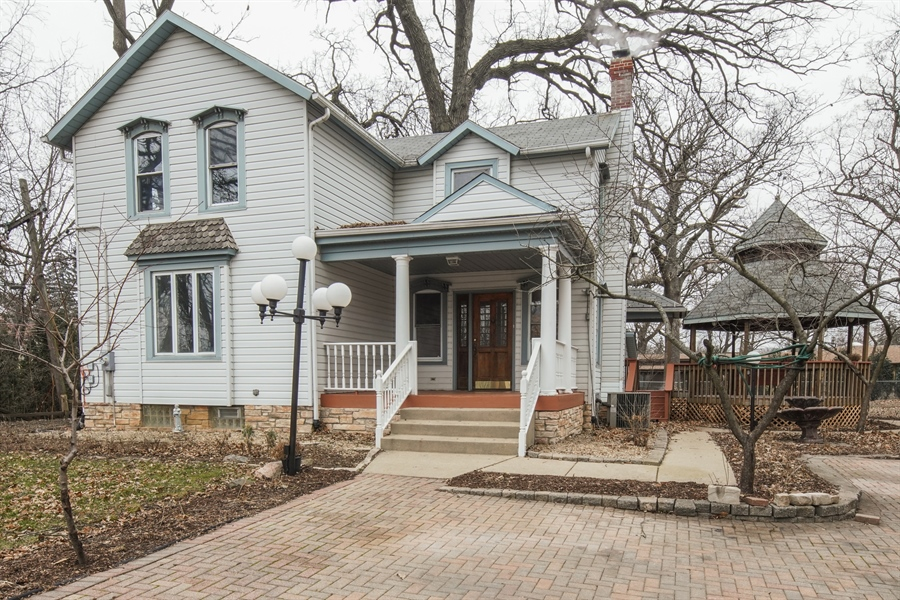 Real Estate Photography - 110 W Oneida, Bartlett, IL, 60103 - Front View