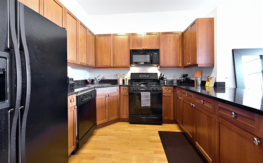 Real Estate Photography - 15 S. Throop, 602, Chicago, IL, 60607 - Kitchen