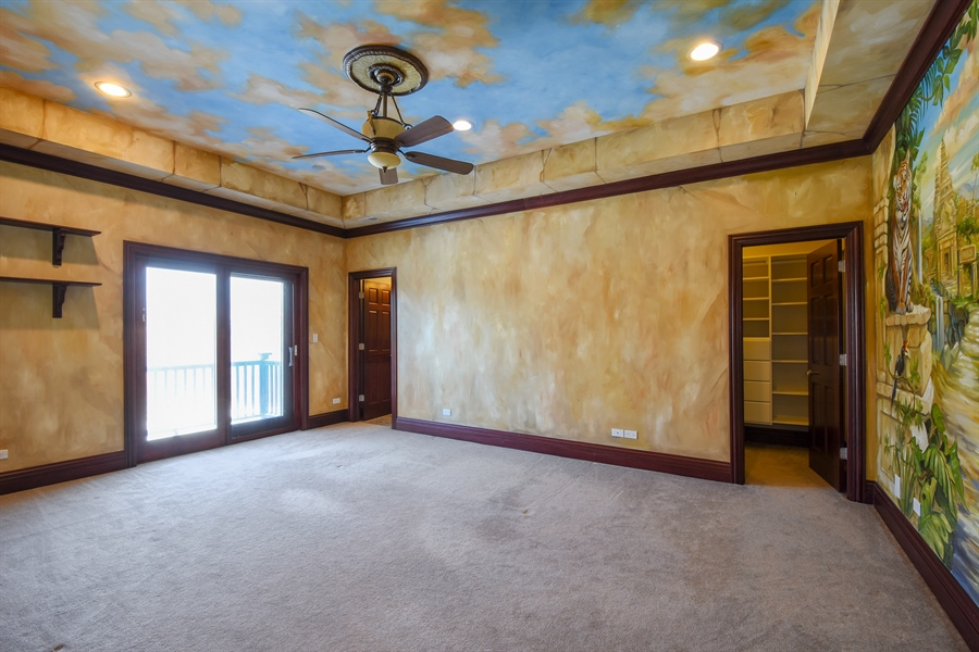 Real Estate Photography - 2 Beacon Hill Drive, South Barrington, IL, 60010 - 3rd Bedroom