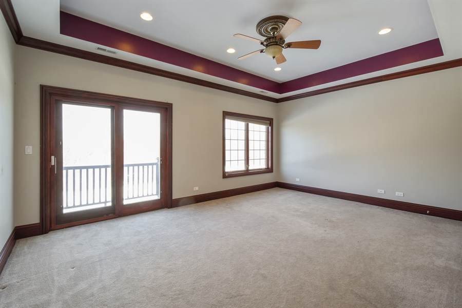 Real Estate Photography - 2 Beacon Hill Drive, South Barrington, IL, 60010 - 4th Bedroom