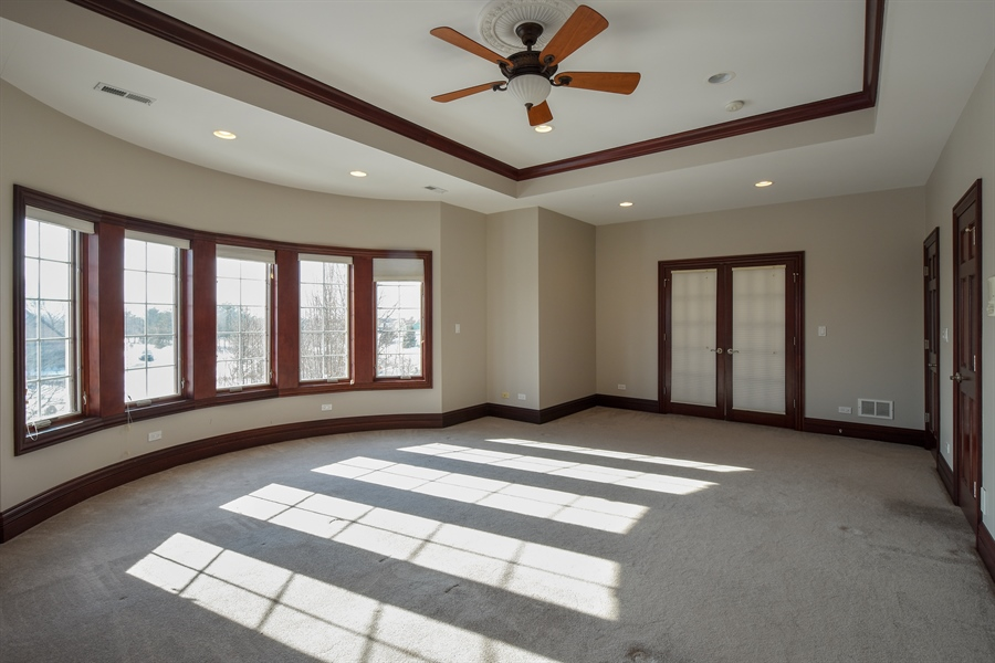Real Estate Photography - 2 Beacon Hill Drive, South Barrington, IL, 60010 - 5th Bedroom