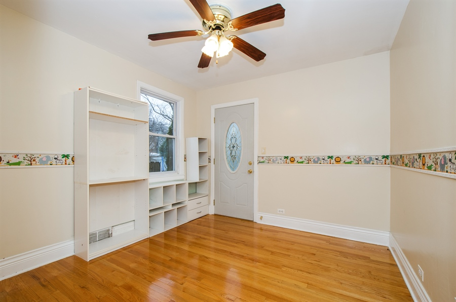 Real Estate Photography - 2033 Oakton Ave, Evanston, IL, 60202 - 5th Bedroom