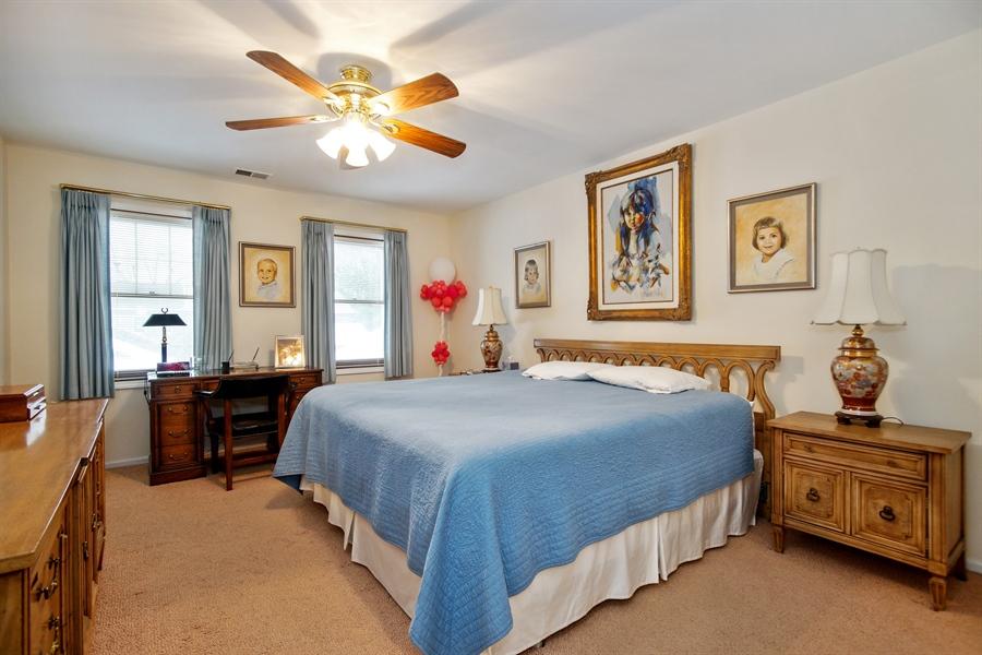 Real Estate Photography - 1632 N Windsor Dr., Arlington Heights, IL, 60004 - 2nd Bedroom