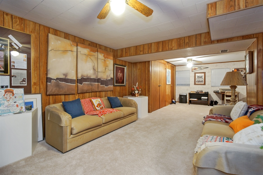Real Estate Photography - 1632 N Windsor Dr., Arlington Heights, IL, 60004 - Lower Level