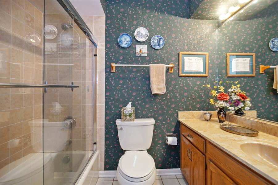 Real Estate Photography - 1632 N Windsor Dr., Arlington Heights, IL, 60004 - Bathroom