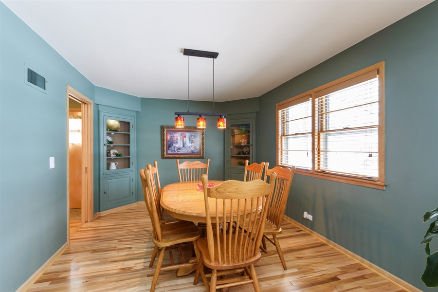 Real Estate Photography - 115 N Elmhurst Ave, Mt. Prospect, IL, 60056 - Dining Room