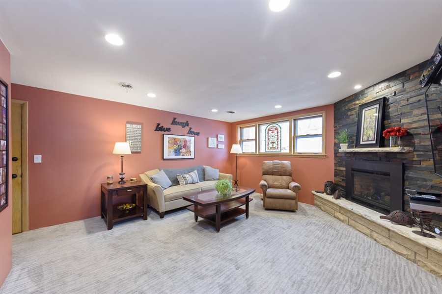 Real Estate Photography - 115 N Elmhurst Ave, Mt. Prospect, IL, 60056 - Family Room