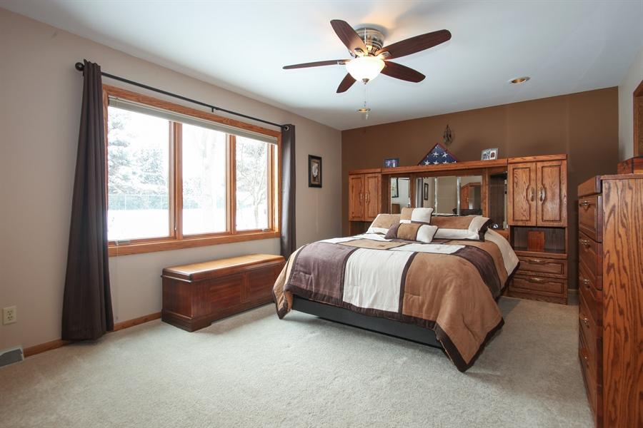 Real Estate Photography - N102W15895, Germantown, WI, 53022 - Master Bedroom