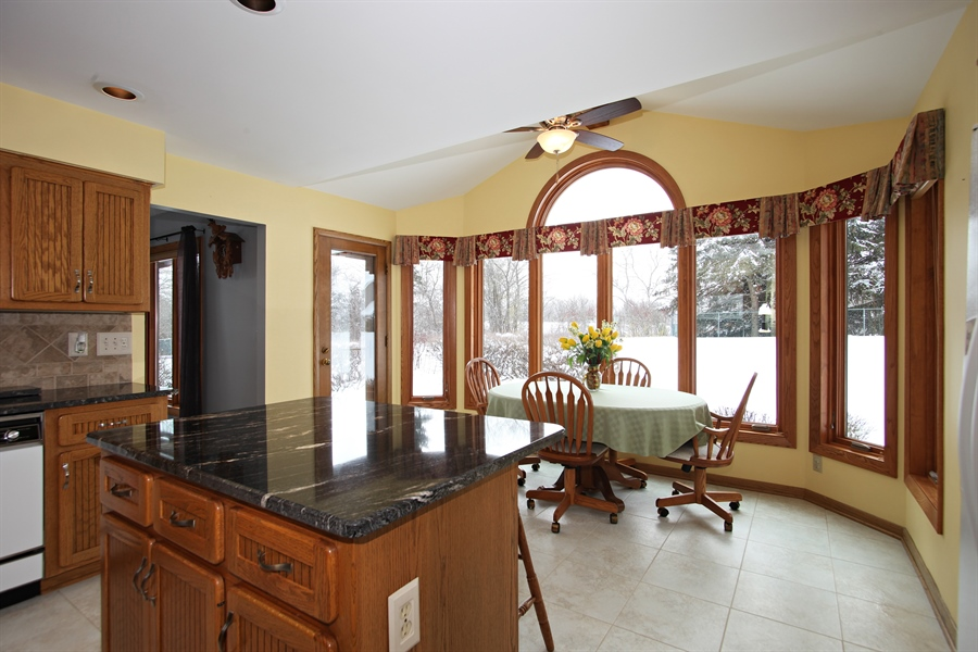 Real Estate Photography - N102W15895, Germantown, WI, 53022 - Kitchen