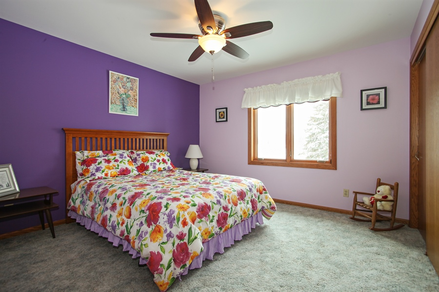 Real Estate Photography - N102W15895, Germantown, WI, 53022 - Bedroom