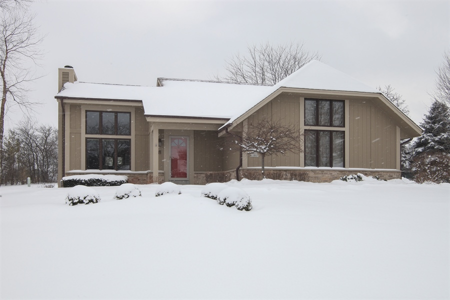 Real Estate Photography - N102W15895, Germantown, WI, 53022 - Front View