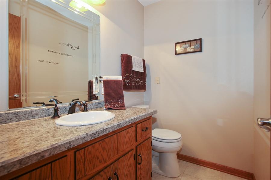 Real Estate Photography - N102W15895, Germantown, WI, 53022 - Half Bath