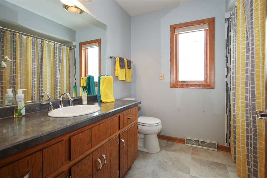 Real Estate Photography - N102W15895, Germantown, WI, 53022 - Bathroom