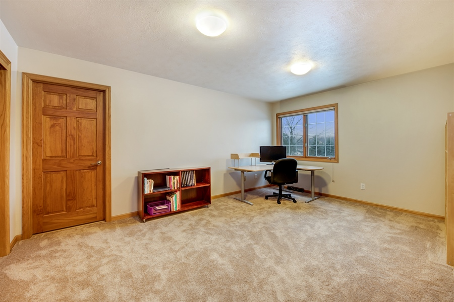 Real Estate Photography - 8044 W Poplar Drive, mequon, WI, 53097 - Bedroom