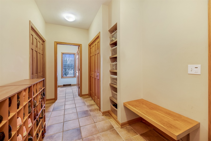 Real Estate Photography - 8044 W Poplar Drive, mequon, WI, 53097 - Hallway