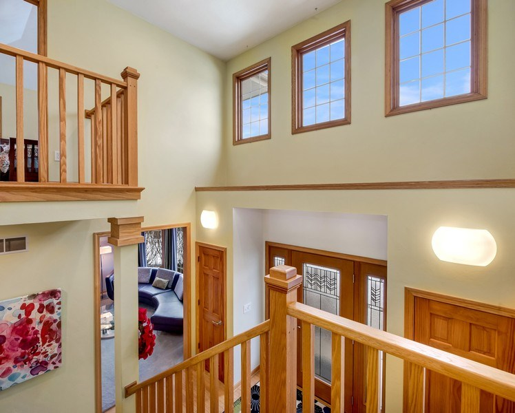 Real Estate Photography - 8044 W Poplar Drive, mequon, WI, 53097 - Entryway