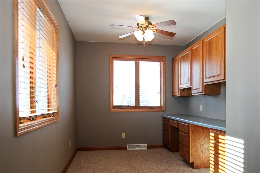 Real Estate Photography - 2162 County Road H, PO BOX 183, Kewaskum, WI, 53040 - Den