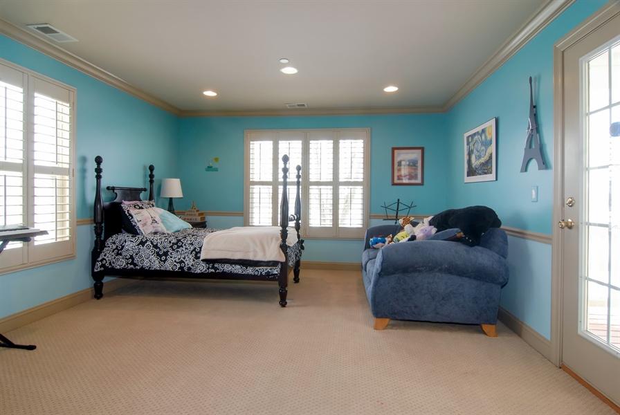 Real Estate Photography - 1466 Cornell Cir, Sugar Grove, IL, 60554 - 3rd Bedroom