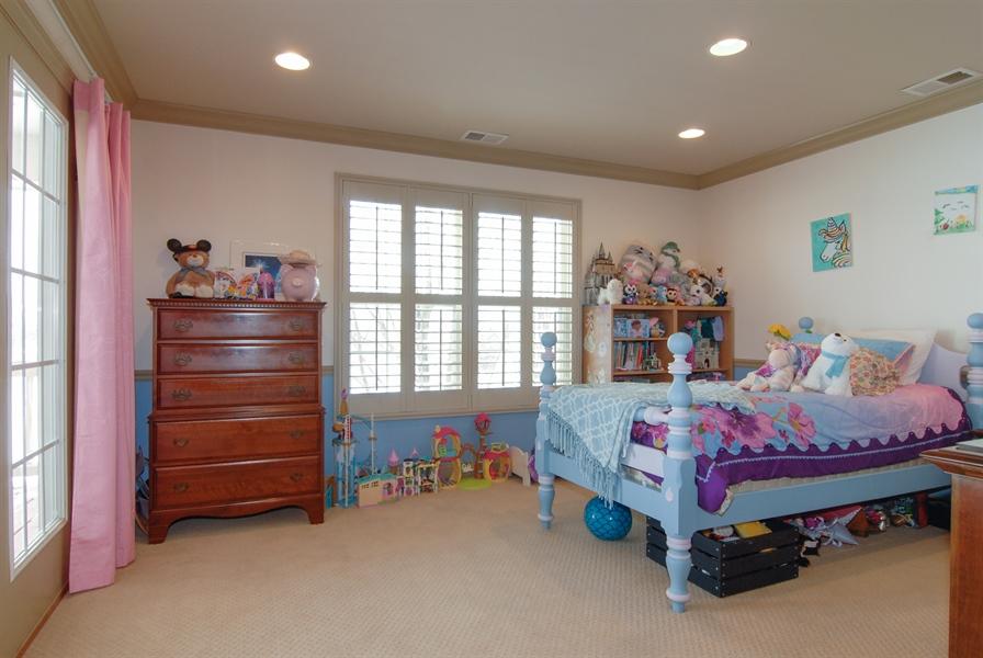 Real Estate Photography - 1466 Cornell Cir, Sugar Grove, IL, 60554 - 4th Bedroom