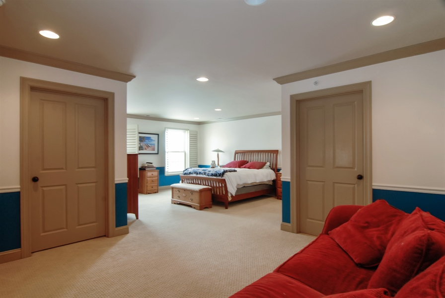 Real Estate Photography - 1466 Cornell Cir, Sugar Grove, IL, 60554 - Master Bedroom